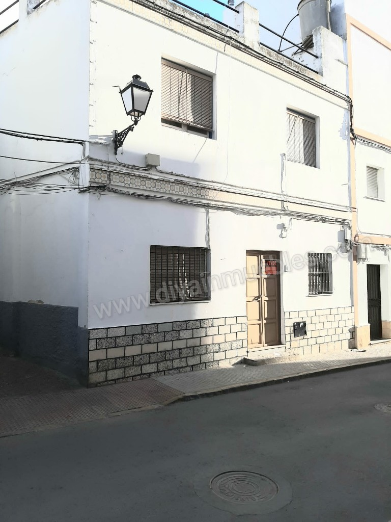 Casa antigua de 65mts2 en Conil